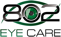 802 Eye Care Logo